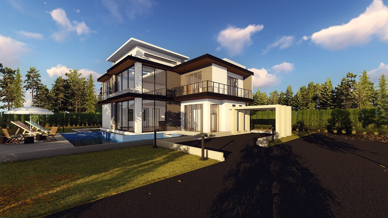 Architecture maison